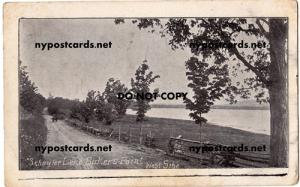 Schuyler Lake, Bakers Point, West Side