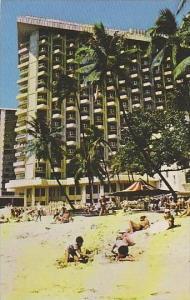 Hawaii Waikiki Surfrider Hotel
