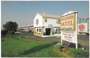 US Hotel - Motel - Hyannis Motel, Hyannis, Massachusetts