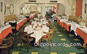 Louise Jr.  Restaurant, New York City, NYC Postcard Post Card USA Old Vintage...