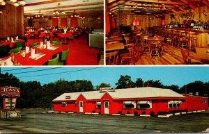 Massacusetts North Westport Jean's Farm Steak House Restaurant