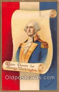 Artist Ellen Clapsaddle George Washington