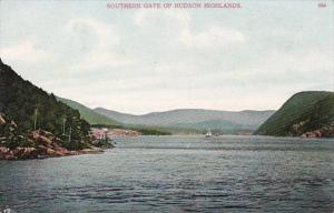 New York Southern Gate Of Hudson Highlands