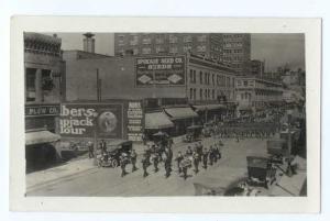 RP of Parade in Downtown Spokane Washington WA