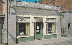 Canada Ontario Cobalt The Cobalt Mining Museum sk3016