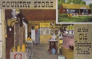Country Store At The Old Spinning Wheel West Virginia