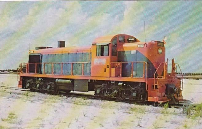 Florida Power & Light Company Locomotive #38723