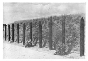 Belgium Executiepalen, Poteaux d'Execution Memorial National Fort de Breendonk