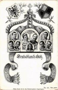 CPA Deutschland's Stolz GERMAN ROYALTY (701306)
