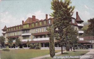 HOT SPRINGS , North Carolina , 00-10s ; Mountain Park Hotel