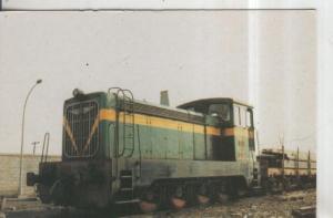 Postal 010943: Tractor de maniobras 10520 n 305-020-0 en Villaverde Alto, 1982