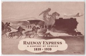 1939 NY Worlds Fair, Railway Express