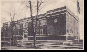 Rhode Island Providence Blessed Sacrament School Regent Avenue Albertype