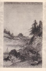 Exhibition of Japanese Painting & Sculpture ,Autumn Landscape by Sesshu, 00-10s