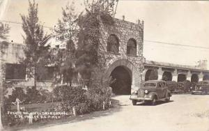 Mexico Ciudad De Valles Hotel Casa Grande 1949 Real Photo