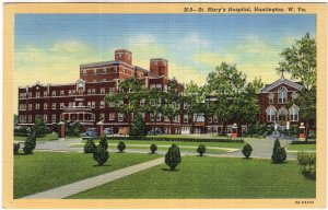 Huntington, W. Va., St. Mary's Hospital