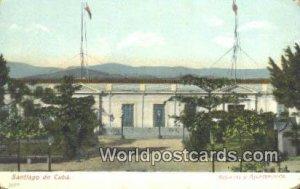 Gobierno y Ayuntamiento Santiago de Cuba Unused