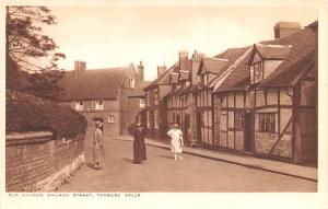Tenbury Wells United Kingdom, Great Britain, England Old Houses, Church Stree...