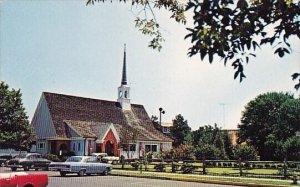 All Sanits Episcopal Church Rehoboth Beach Delaware 1966