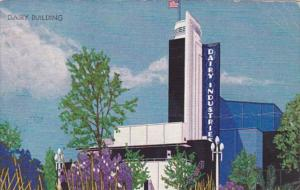 The Dairy Building Chicago World's Fair 1933
