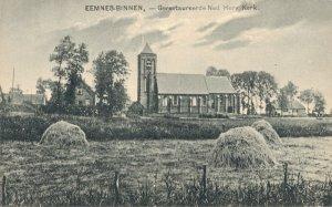 Netherlands Eemnes Binnen Gerestaureerde Ned Herv Kerk 03.12
