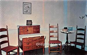 Furniture made at Shaker Village Sabbathday Lake, ME, USA Unused
