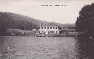 New York Spence Spencer Lake Artvue