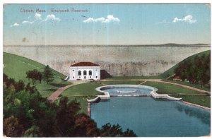 Clinto, Mass, Wachusett Reservoir