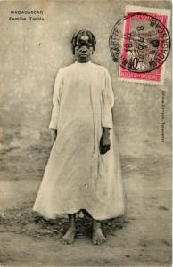 CPA Femme Tanala MADAGASCAR (709523)