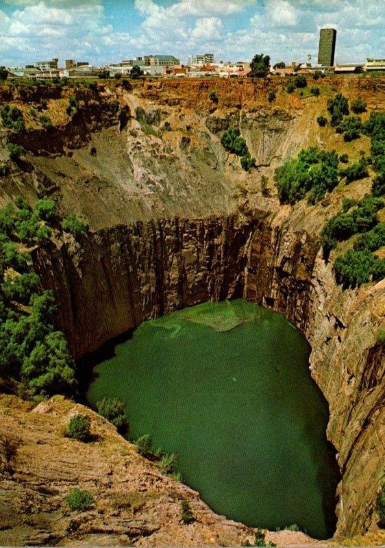 South Africa Kimberley The BIg Hole