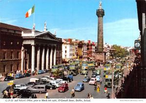 GPO & Nelson's Pillars - Dublin, Ireland