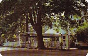 Emily Shaw's Inn Pound Ridge New York 1960