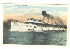 Steamer Macassa, 10-20s