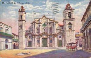 The Cathedral Havana Cuba Habana 05.61
