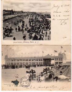 2 - Broad Walk & Casino, Asbury Park NJ