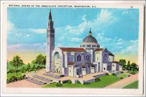 National Shrine of Immaculate Conception, Washington DC