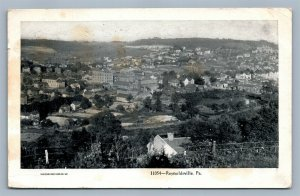 REYNOLDSVILLE PA ANTIQUE POSTCARD