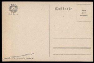 Austria Krems aD WWI German Unification DSV Patriotic Postcard UNUSED 98830