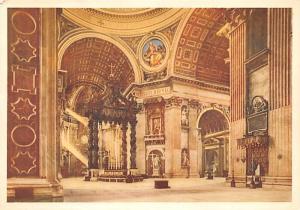 Roma - Chiesa di S Pietro