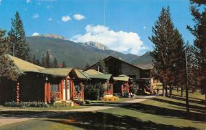 Canada Lakeshore Cottages Jasper Park Lodge Cabins