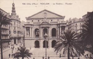 France Toulon Le Theatre