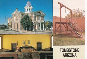 Arizona Tombstone The Original Cochise County Court House