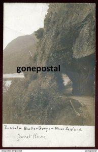 dc1542 - AUSTRALIA Leura 1900s Blue Mountains. Weeping Rock by Kerry