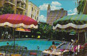 Menger Hotel and Swimming Pool San Antonio Texas