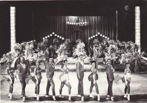 RP: Figure Skating ,Videnska Ledni Revue , 1950-60s #4