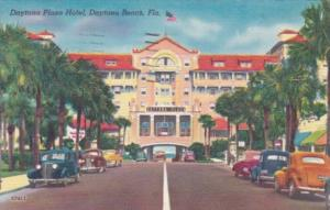 Florida Daytona The Daytona Plaza Hotel 1956