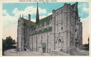 GUELPH, Ontario, 1900-10s ;  Church of Our Lady