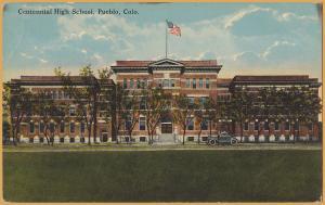 Pueblo, Colorado, Centennial High School -