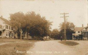 RP; HAMPSTEAD , New Hampshire , 1914 ; Street