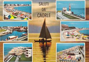 Italy Saluti da Caorle Multi View